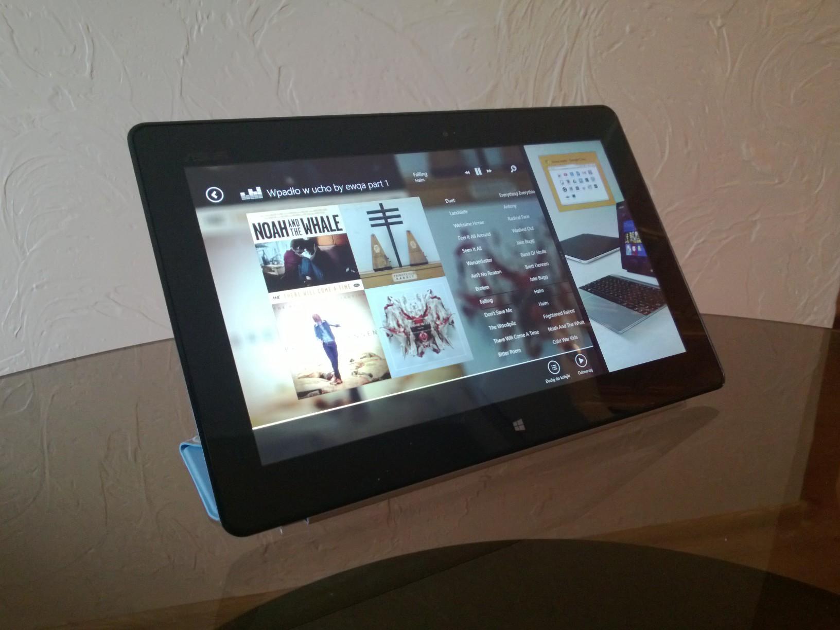 Deezer ma aplikację Windows 8. Wreszcie!