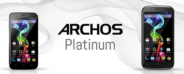 Archos prezentuje bardzo tanie smartfony i phablet z czystym Androidem