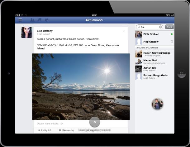 Pełne możliwości Chat Heads już na iOS. Wszystko dzięki młodemu programiście
