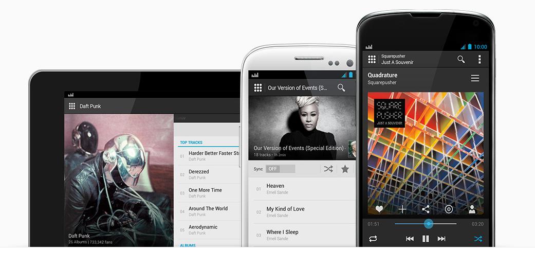 Nowa beta aplikacji Deezera na Androida jest wspaniała!