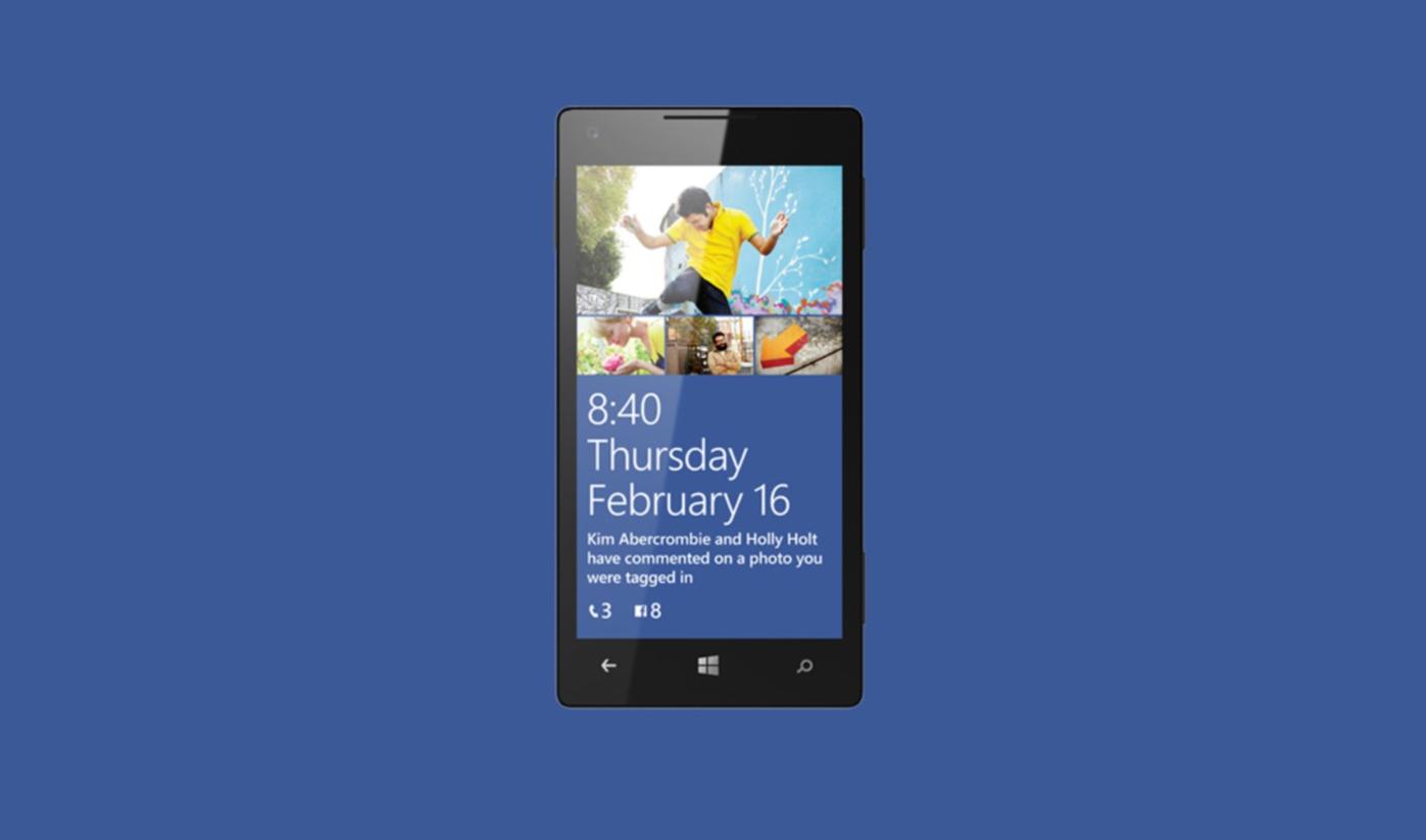 Facebook Beta na Windows Phone 8 udowadnia, że interfejs Metro się nie sprawdza