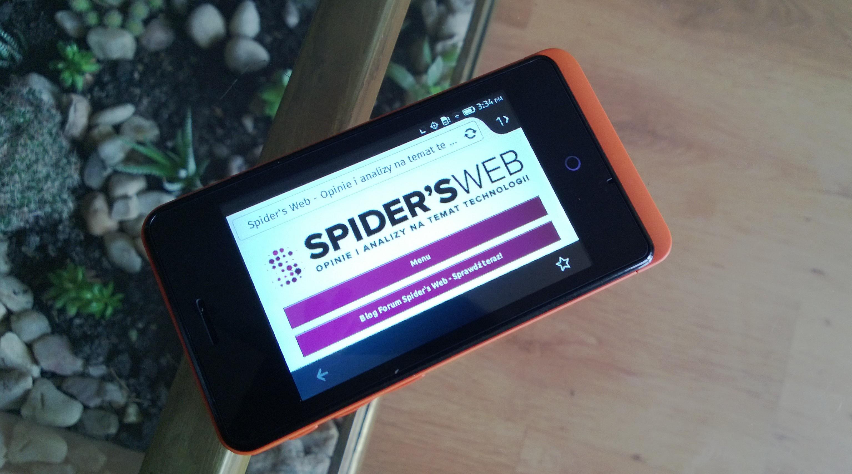 Mamy Keona – deweloperski smartfon z Firefox OS. Oto nasze pierwsze wrażenia