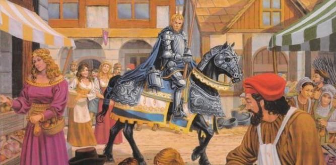 Perły z lamusa: Knights & Merchants