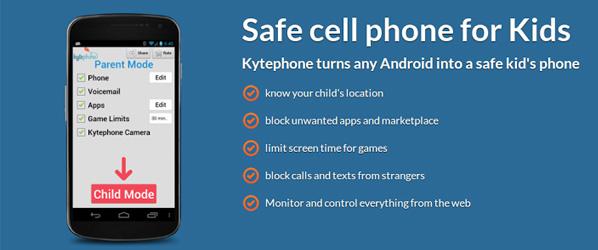Kytephone – kontrola rodzicielska w smartfonach z Androidem
