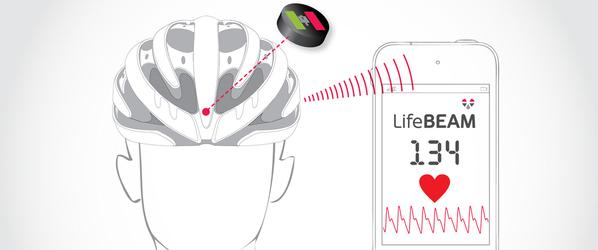 LifeBEAM SMART – kosmiczna technologia dla rowerzystów