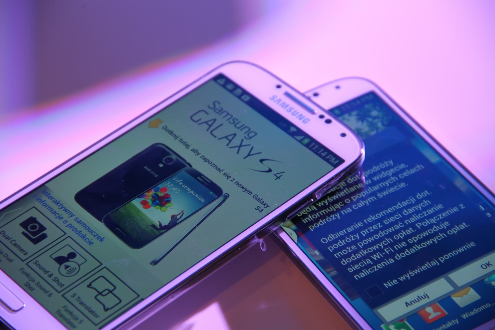 Jeszcze w tym miesiącu zadebiutuje Samsung Galaxy S5. Czy nowy model sprosta legendzie?