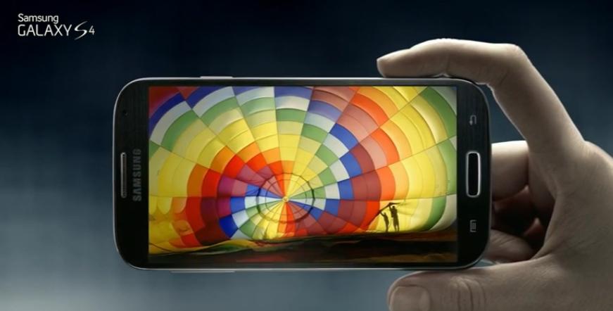 Samsung w końcu pozbywa się kompleksów? Na to wskazują reklamy Galaxy S 4