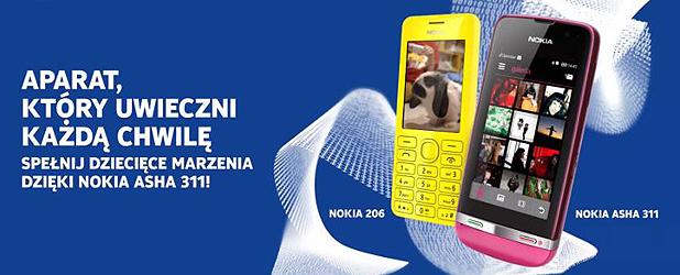 Telefony Nokia: Aparat