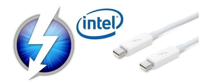 Thunderbolt jest cztery razy szybszy od USB 3.0, ale i tak go w pełni nie wyprze