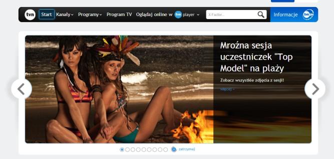 Najmocniejsza telewizja w sieci? TVN i TVP (niemal) łeb w łeb, Polsat nie istnieje