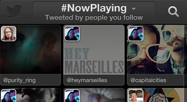 Twitter #music – serwis, jak serwis