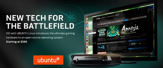 Linuks nie nadaje się do pracy i gier? To tylko popatrzcie na nowe komputery Alienware z Ubuntu