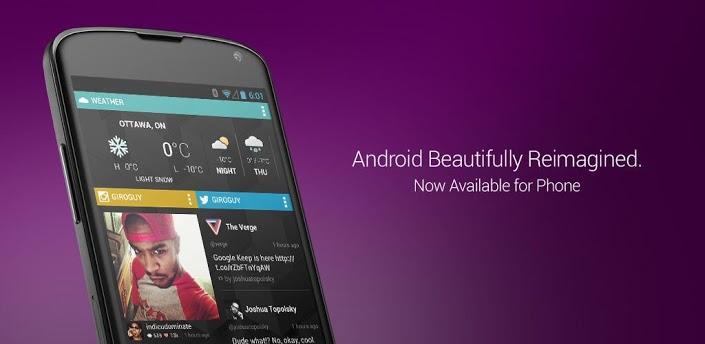 """Chameleon Launcher na Androida – kapitalny pomysł, ale """"jeszcze nie teraz"""""""