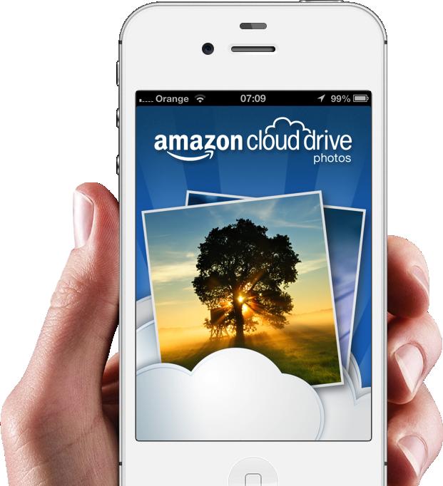Amazon iPhone 1