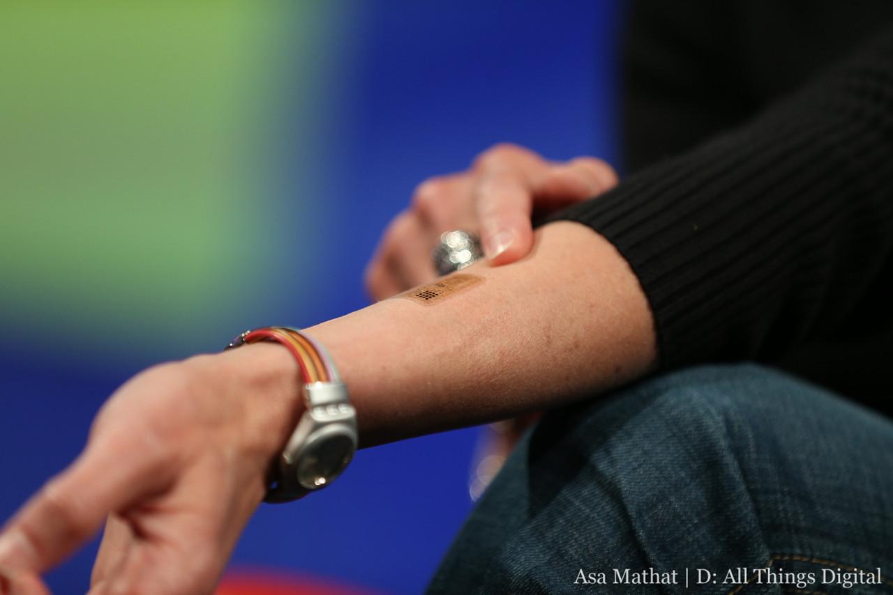 Hasło W Formie Tatuażu Lub Tabletki Niektórzy Już Tego Używają