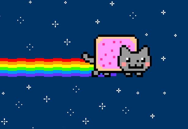 O ironio – Warner Brothers pozwany za Nyan Cata