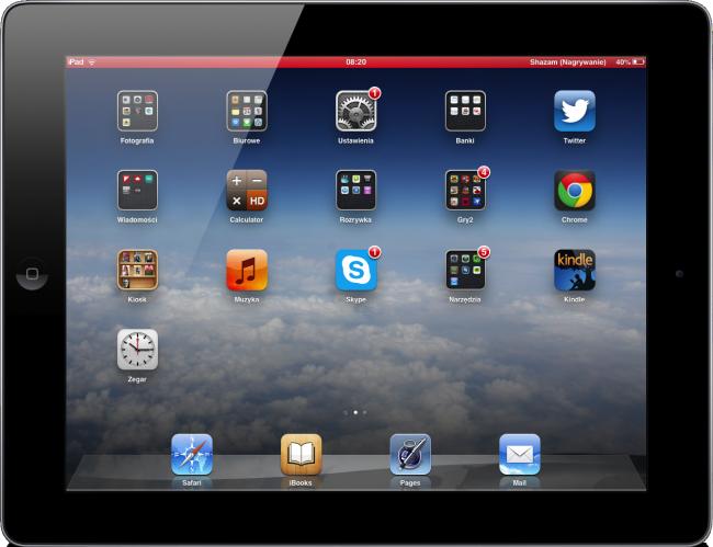 Shazam iPad-1