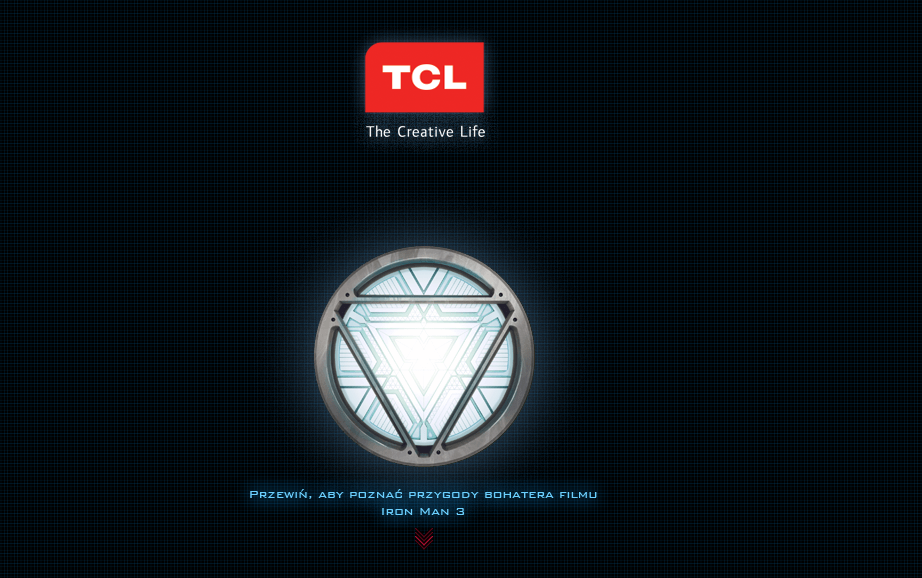 TCL wchodzi do gry, choć już jest na podium. Pomóc ma Iron Man