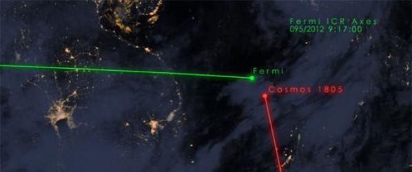 O tym, jak Rosjanie prawie zniszczyli teleskop NASA. Śmieciami