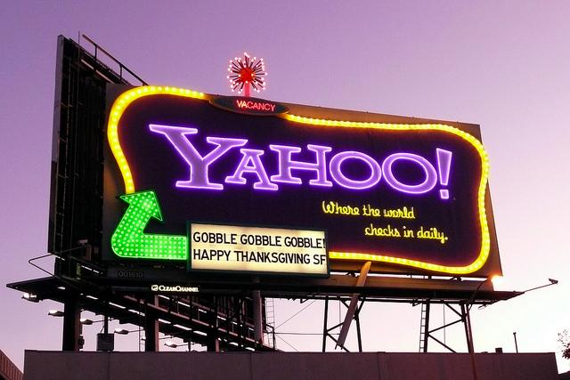 Yahoo będzie znowu cool?