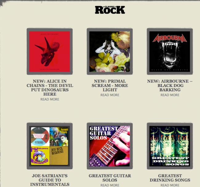 Classic Rock – Spotify