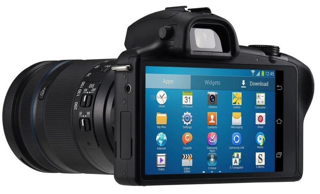 Samsung Galaxy NX – nareszczie pierwszy bezlusterkowiec z Androidem