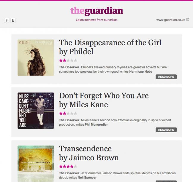 Guardian – Spotify