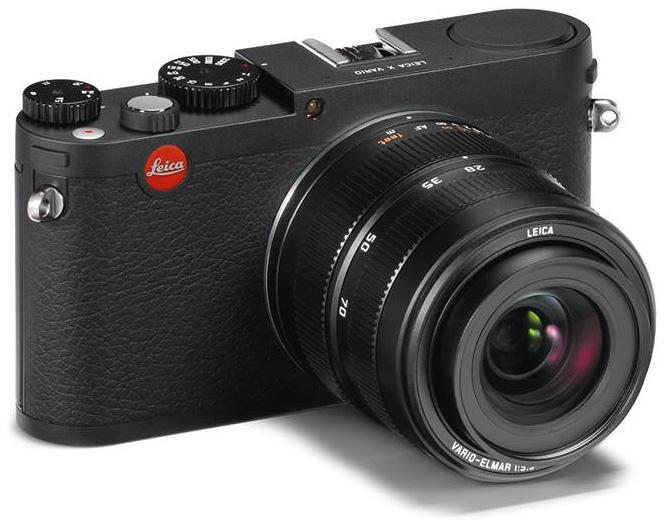 Leica odkryła karty – nowy kompakt Leica X Vario wywołał jęk zawodu
