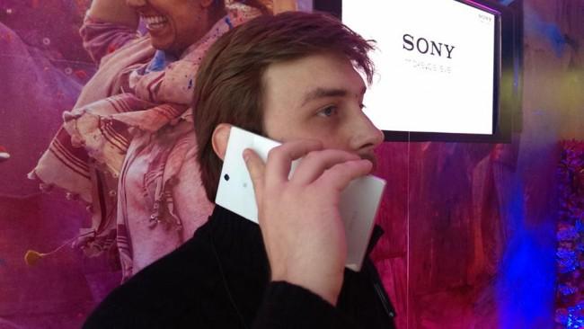 Piotr i Sony Xperia Ultra