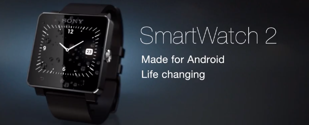 Nowy SmartWatch od Sony, czyli do trzech razy sztuka