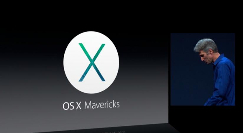 Apple ujawnia OS X 10.9 Mavericks – witajcie w świecie surferów