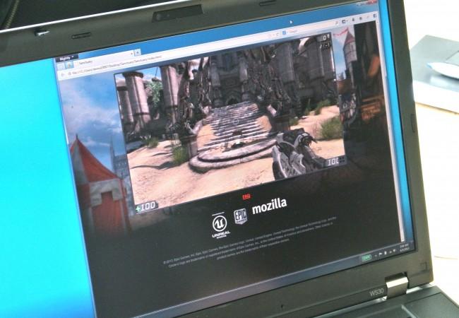 firefox 22 epic unreal engine