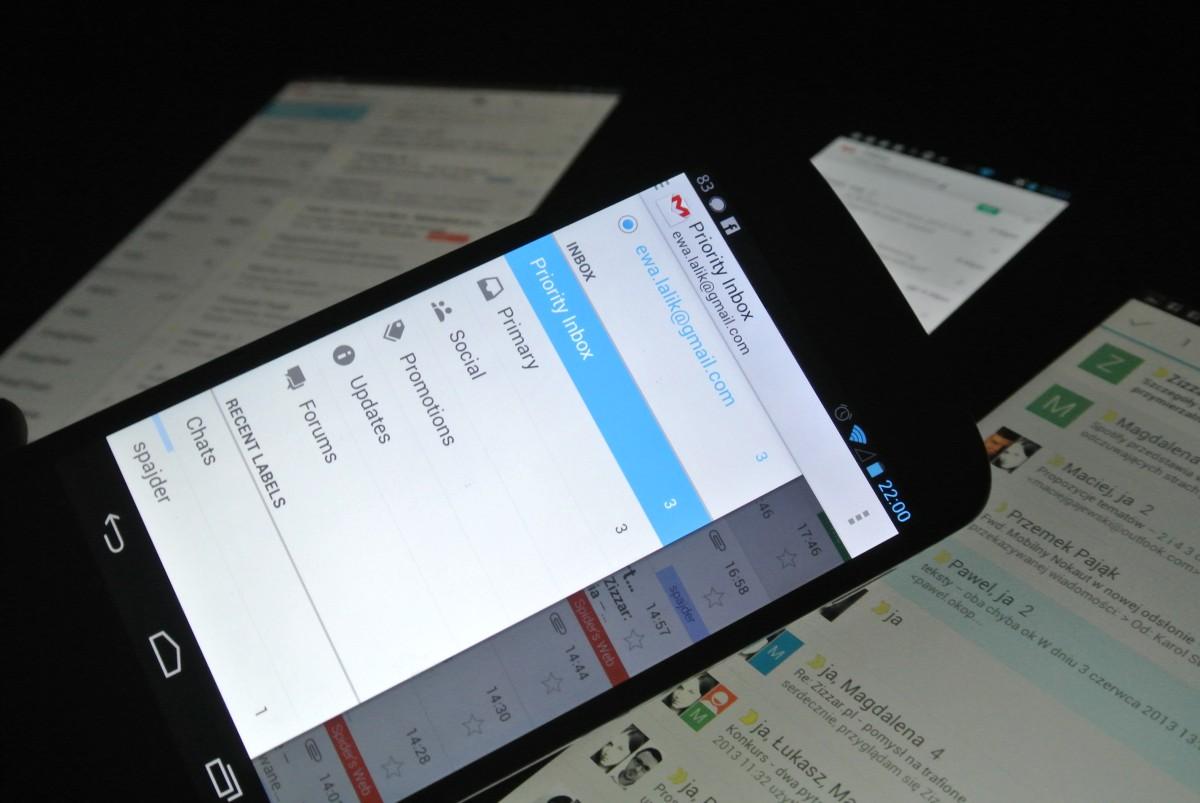 Nowy Gmail na Androida? Proszę. Kto mi popsuł pocztę?