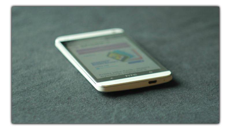 Testujemy HTC One. Recenzja Spider's Web, część druga: Android i Sense