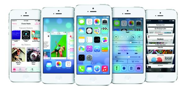 iOS 7 – trochę jak Android, ale bardziej dopracowane?