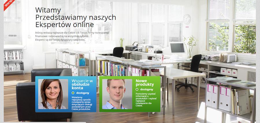 Nowy mBank – testujemy Eksperta online