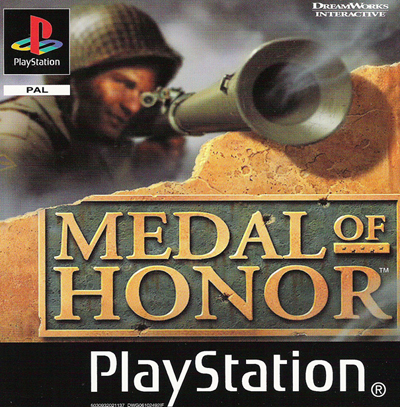 medal of honor 1997
