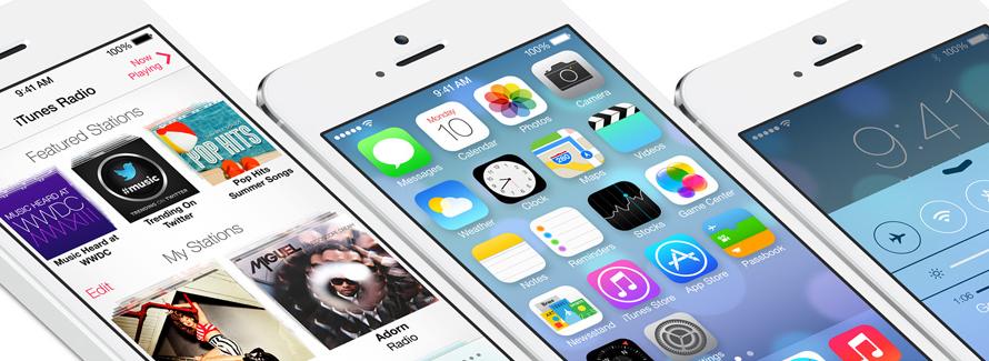 Oto lista nowości w iOS 7, o których nie powiedzieli przedstawiciele Apple