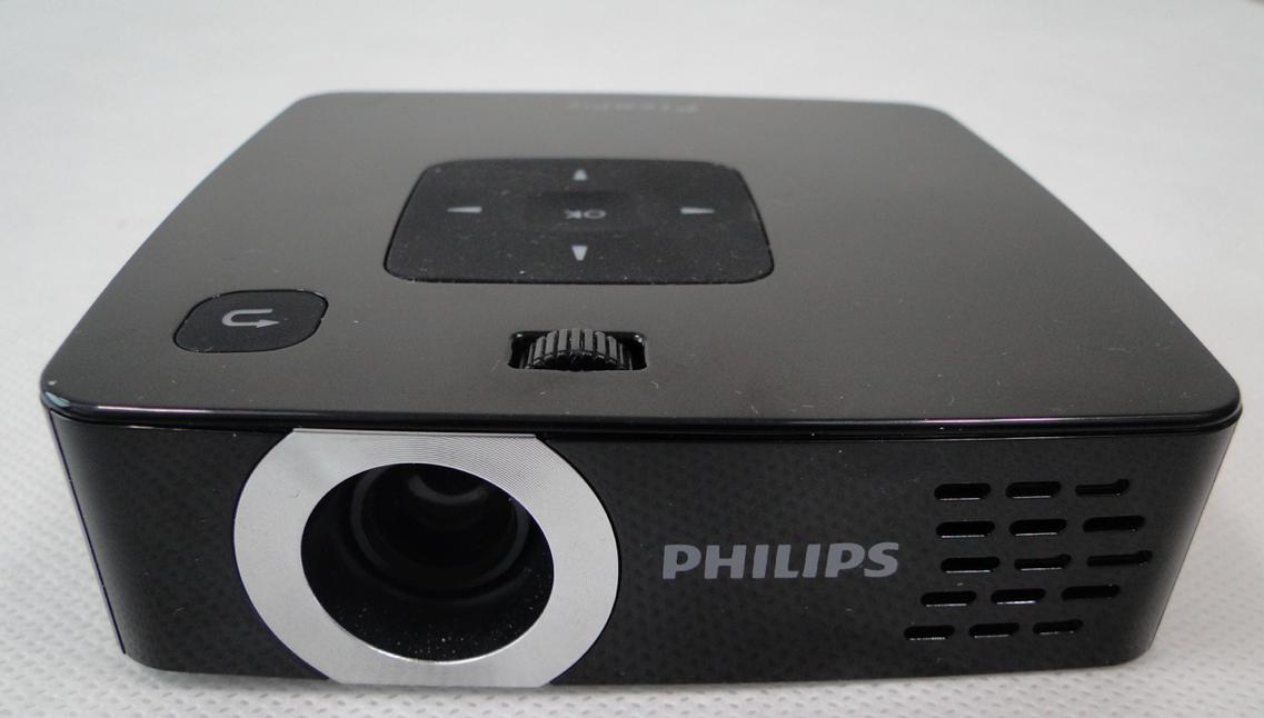 Philips PicoPix 2480 – projektor stworzony na wakacje. Recenzja Spider's Web