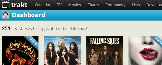 Trakt.tv oraz Series Guide, czyli jak śledzić swoje ulubione seriale