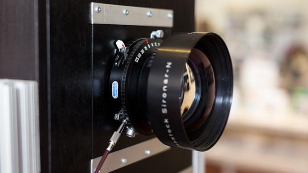 Ten analogowy aparat wykonuje zdjęcia będące odpowiednikiem jednego gigapiksela
