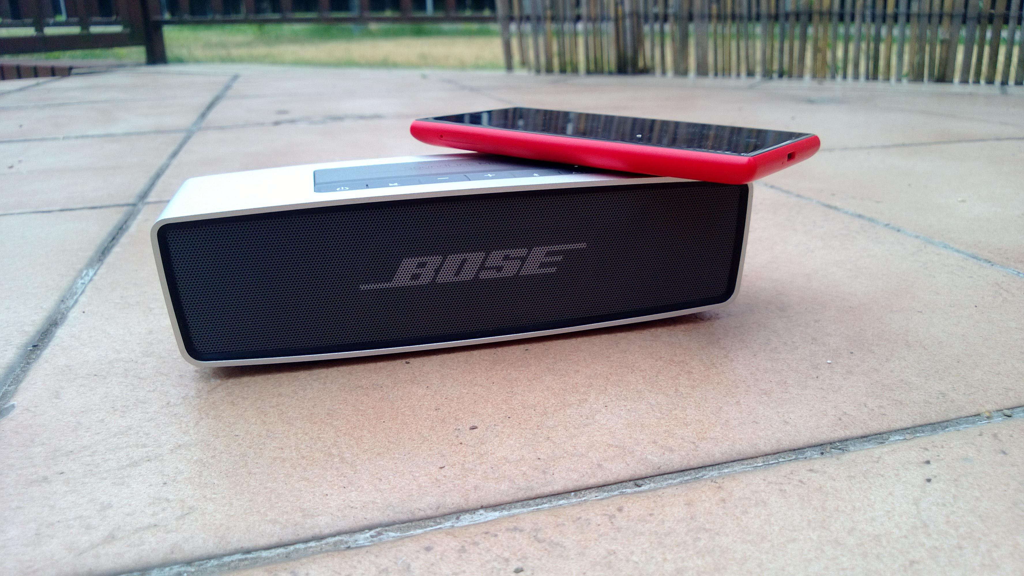Bose SoundLink Mini – krótka recenzja przenośnego głośnika