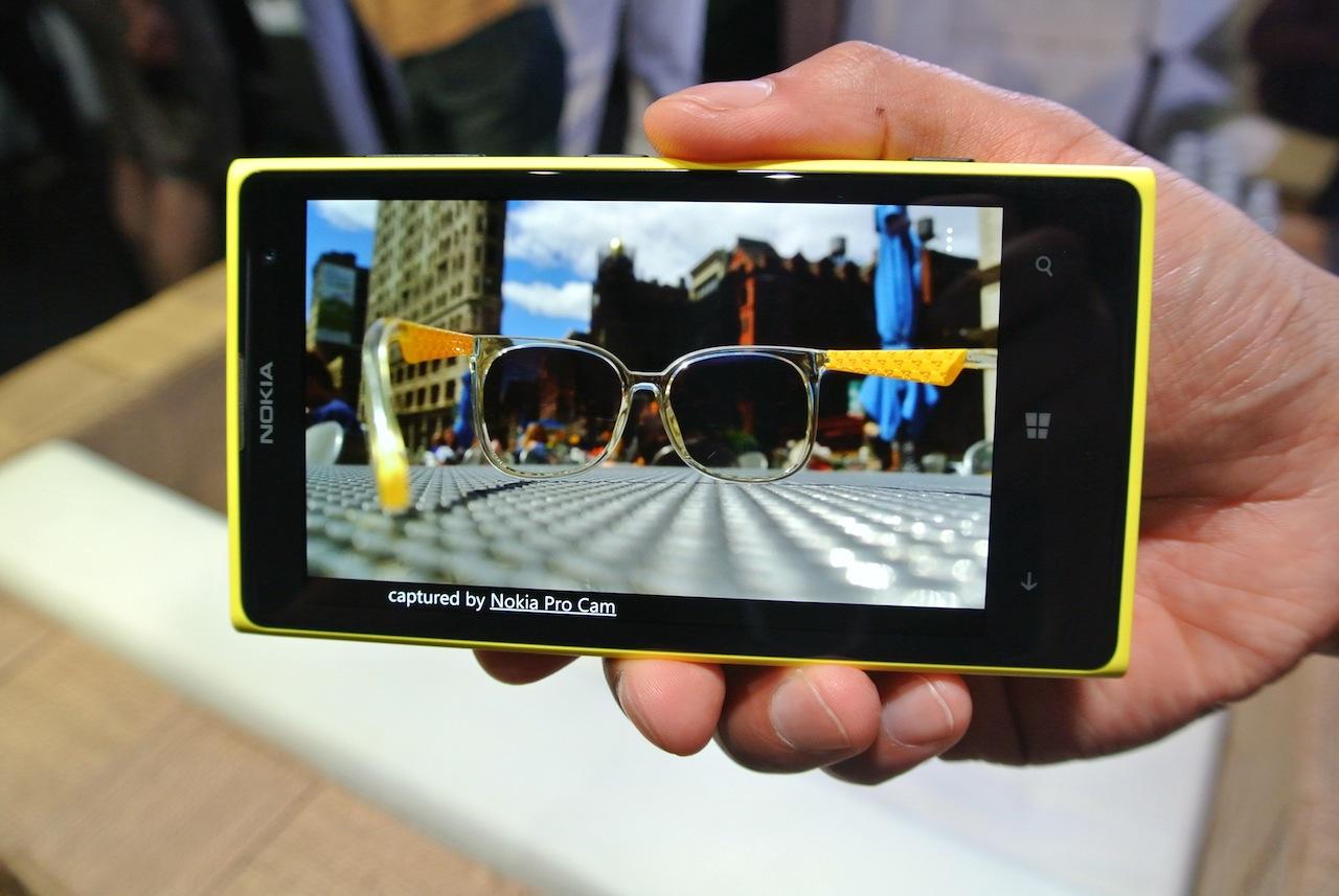 Nokia Lumia 1020 – nasze pierwsze wrażenia. Prosto z Nowego Jorku