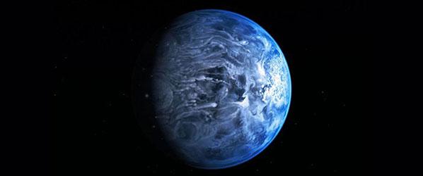 Błękitna Planeta, która nie jest Ziemią
