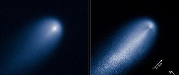 """Do Ziemi zbliża się """"kometa stulecia"""""""