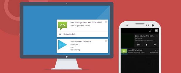 Krome to pierwsza tak dobra i w dodatku polska aplikacja na Androida, która wykorzystuje nowe powiadomienia w przeglądarce Chrome