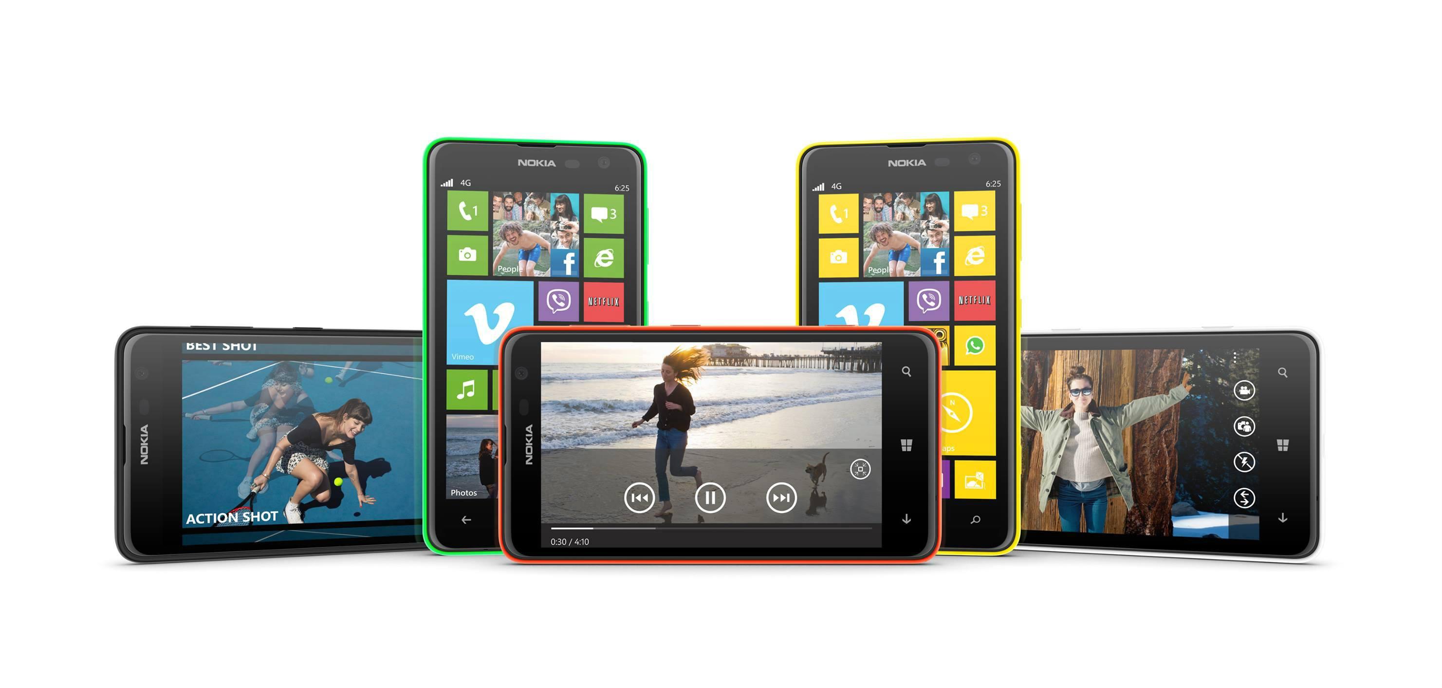 Wyniki Nokii – pozytywne dla Finów oraz Microsoftu