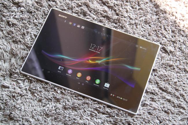 sony xperia tablet z 5