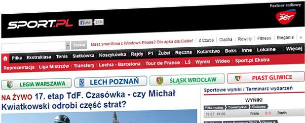 Agora Sport ma nowego dyrektora i wydawcę, a Michał Pol żegna się z serwisem Sport.pl