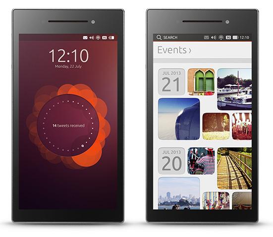 ubuntu edge smartfon